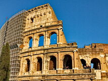 Colosseo, Colosseum , Rome, Italy Stock Photo