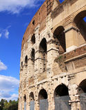 Colosseo detail Royalty Free Stock Image