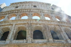 Colosseo details Royalty Free Stock Image