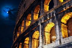 Colosseo di inverno Fotografie Stock Libere da Diritti