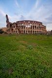 Colosseo di natale immagine stock
