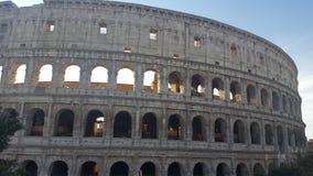 Colosseo i Roma Fotografering för Bildbyråer