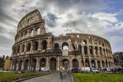 colosseo il Royaltyfri Fotografi