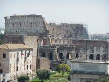 Colosseo Italien Roma Arkivfoton