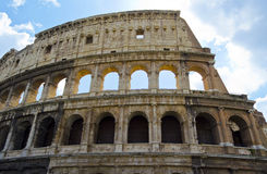 colosseo italy rome Royaltyfria Bilder