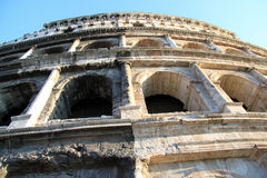 Colosseo n.6. Nice view of great Roman Colosseum from the bottom Stock Images
