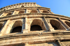 Colosseo n.7. Great Roman Colosseum in Italy Stock Image