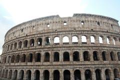 Colosseo od outside Fotografia Stock