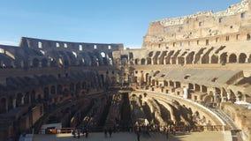 Colosseo på Roma Royaltyfri Foto