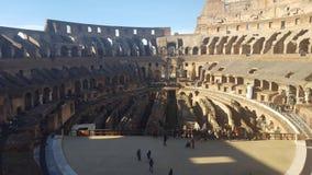 Colosseo på Roma Royaltyfri Bild