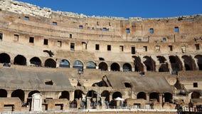 Colosseo på Roma Royaltyfria Bilder
