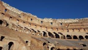 Colosseo på Roma Fotografering för Bildbyråer