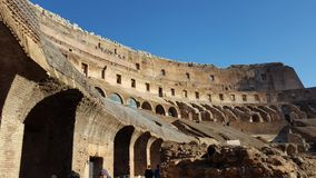Colosseo på Roma Royaltyfria Foton