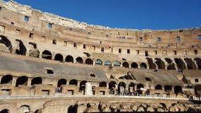 Colosseo på Roma Arkivbild