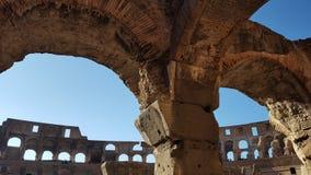Colosseo på Roma Royaltyfri Fotografi