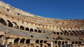Colosseo på Roma Arkivfoto