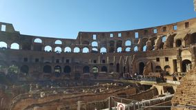 Colosseo przy Roma Obraz Royalty Free