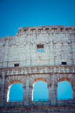 Colosseo, Rom Stockfotografie