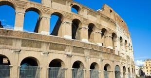 Colosseo a Roma Fotografie Stock Libere da Diritti