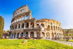 Colosseo a Roma Fotografie Stock