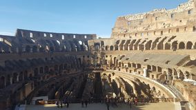 Colosseo at Roma. Italy Royalty Free Stock Photo