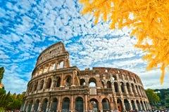 Colosseo, Roma, Italia imagen de archivo