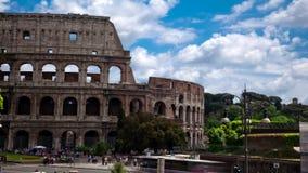 Colosseo, Roma, Italia, l'antichità dell'Italia video d archivio