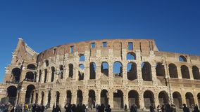 Colosseo at Roma. Italy Stock Image