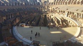 Colosseo in Rome Royalty-vrije Stock Afbeeldingen