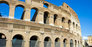 Colosseo in Rome Royalty-vrije Stock Foto's