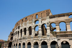 Colosseo in Rome Stock Photography