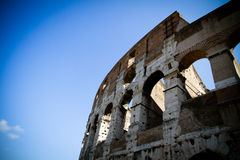 Colosseo, Rome. One of the most famous historical building in the world: Colosseo in Rome, Italy Royalty Free Stock Photos