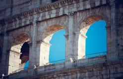 Colosseo, Rome Stock Afbeeldingen