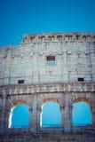 colosseo rome arkivbild