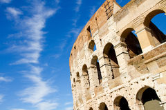 Colosseo in Rome Stock Images