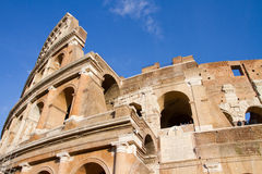 Colosseo in Rome Royalty Free Stock Images