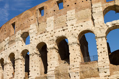Colosseo in Rome Stock Photo