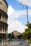 Colosseo, rome,italy Royalty Free Stock Image