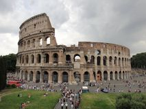 Colosseo. Rome - Italy Royalty Free Stock Photo