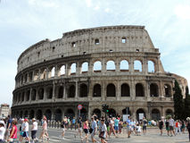 Colosseo,rome,italy Royalty Free Stock Image