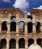 Colosseomuur Royalty-vrije Stock Foto