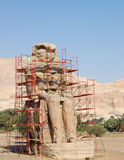 Colosses de Memnon Image stock