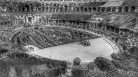 ColosseumAmphitheatreÂ罗马,意大利 图库摄影