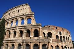 Colosseum在罗马 图库摄影