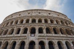 colosseum意大利罗马 免版税库存照片