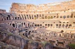 Colosseum的视图 免版税库存照片
