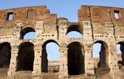 Colosseum罗马意大利 免版税图库摄影