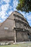 colosseum著名意大利多数安排罗马视图 免版税库存图片