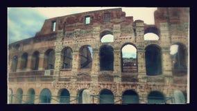 colosseum著名意大利多数安排罗马视图 图库摄影