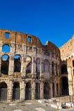 Colosseum详细资料 免版税图库摄影